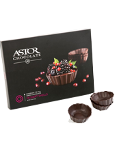Dark quality chocolates