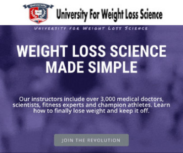 Science Backed Weight Loss