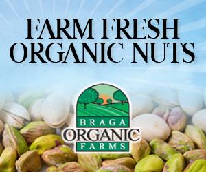 Fresh Organic Nuts