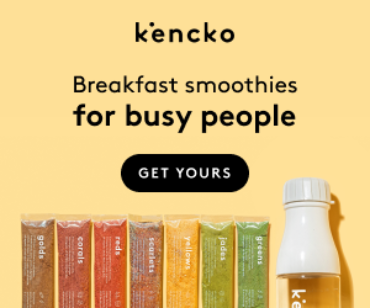 Breakfast Smoothie Product